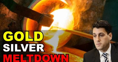 Gold and Silver (Price) Meltdown – What's really going on