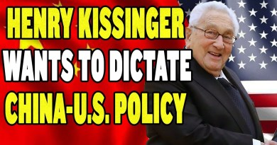 Henry Kissinger Wants to Dictate China Policy