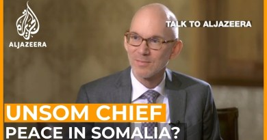 James Swan: Has the UN failed Somalia?   Talk to Al Jazeera