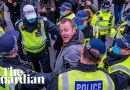 More than 60 arrested in anti-lockdown protests in London– video