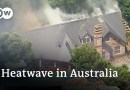 Record heatwave in New South Wales fuels wildfires | DW News