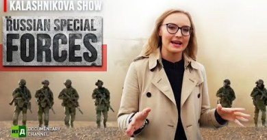 Spetsnaz. Russian special forces | The Kalashnikova Show. Episode 11