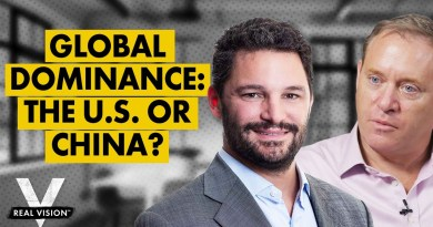 The US-China Global Dominance Debate (w/ Mike Green and Louis Vincent Gave)