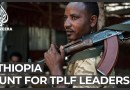 Tigray conflict: Ethiopian federal forces hunt for TPLF leaders