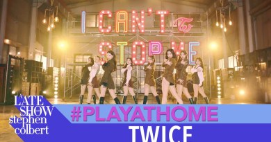 "TWICE ""I Can't Stop Me"" (English Version)"