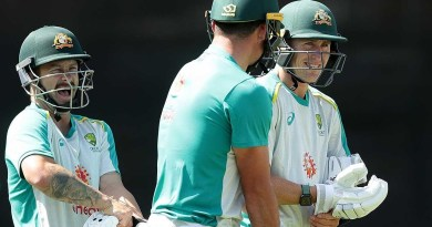 Wade ramps up white-ball prep with SCG slog session | Dettol ODI Series 2020