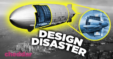 Why The Airship Was A Design Disaster – Cheddar Explains