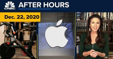 Apple could be looking to take on Tesla with its own electric car: CNBC After Hours