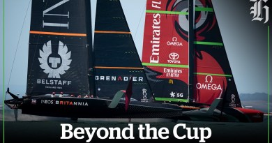 Buzz at Auckland waterfront as World Series races get underway | Beyond the Cup