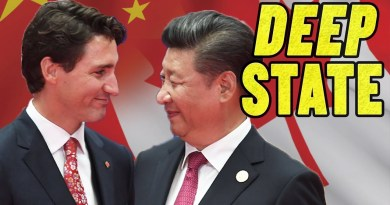 Canada's Pro-China Deep State