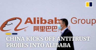 China kicks off antitrust probes into Alibaba over alleged monopolistic practices