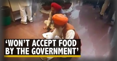 Farmers Protest | Farmer Leaders Deny Food Offered by Government Amid Discussions | The Quint