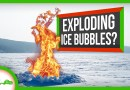 Fast Fact: Why Some Frozen Lakes Catch Fire