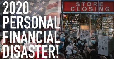 "For 55 Percent Of Americans, 2020 Has Been ""A Personal Financial Disaster"""