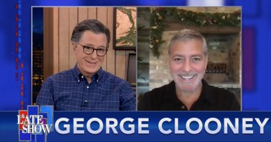George Clooney Shares The Story Of His Unique Exchange With Broadcasting Legend Walter Cronkite
