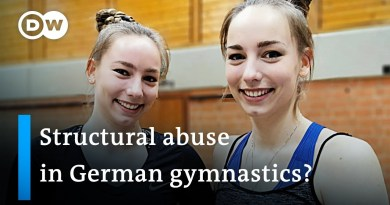 German gymnasts open up on abuse and mistreatment | DW News