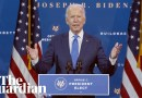 'Help is on the way,' says Joe Biden as he announces new economic team