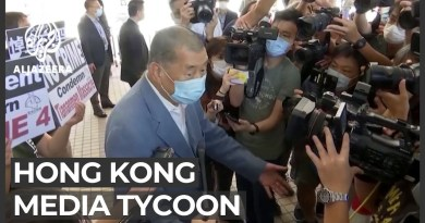 Hong Kong court denies bail to Jimmy Lai over fraud charges
