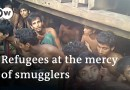 How human traffickers prey on Rohingya refugees | DW News