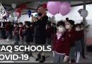 Iraq public schools reopen amid COVID-19 crisis