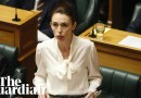 Jacinda Ardern declares 'climate emergency' in New Zealand