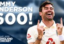 Jimmy's Monumental Milestone! | The Making of an England Legend! | England Cricket