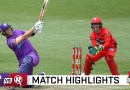 Mighty Mac! Benny jets Canes to strong win over Renegades