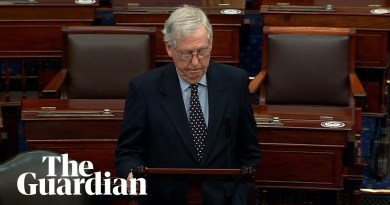 Mitch McConnell blocks Senate Democrats' move to fast track $2000 Covid payments