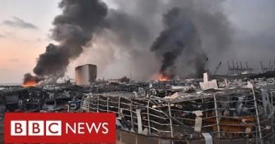 Months after Beirut's devastating blast – still no answers – BBC News