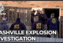 Nashville explosion: Officials investigating more than 500 leads