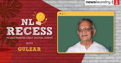 NL Recess with Gulzar