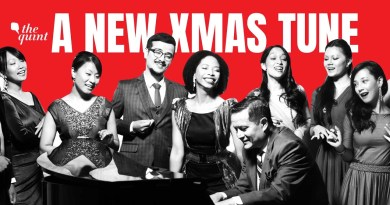 Shillong Chamber Choir : A New Christmas Album & Ten Years of India's Got Talent | The Quint