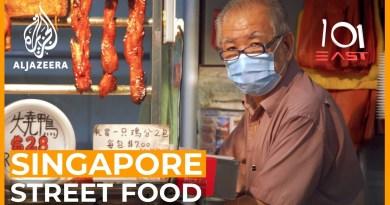 Singapore's Street Food: Surviving COVID-19 | 101 East