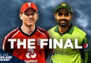 THE FINAL! | England v Pakistan 2020 | Make Your Vote Count! | IT20 World Cup of Matches