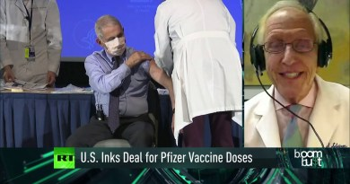 U.S. Inks Deal for Pfizer Vaccine Doses