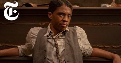 Watch Chadwick Boseman in a Scene From 'Ma Rainey's Black Bottom | Anatomy of a Scene