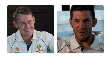'We do a good toastie!': Marnus and Paine talk club cricket | Toyota Good for Cricket
