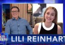 Lili Reinhart Didn't Go To Prom Because She Was Going To High School Online