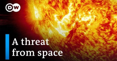 Solar storms — a threat from space | DW Documentary