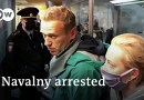 Why was Kremlin critic Alexei Navalny arrested upon his arrival in Russia? | DW News