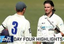 Blues denied by Handscomb ton on final day | Marsh Sheffield Shield 2020-21