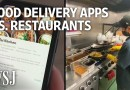 Food-Delivery Apps vs. Restaurants: The Covid Divide | WSJ