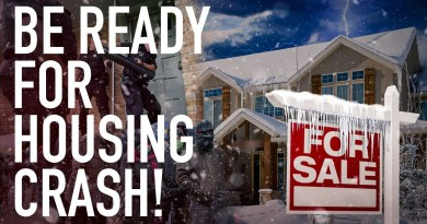 The US Housing Bubble Is Completely Out Of Control: Be Ready For Housing Crash!