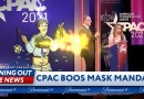 CPAC anti-masker refuses to follow rules