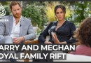 Meghan accuses UK royals of racism over son's skin colour