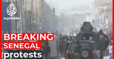Senegal protests: Demonstrators demand Ousmane Sonko's release
