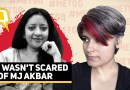 Women's Day | Ghazala Wahab Tell-All Interview on MJ Akbar, #Metoo & More | Opinion