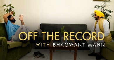 Out Now | Off The Record Ep. 09 ft. Bhagwant Mann, Member of Lok Sabha |Subscribe to unscripted.news