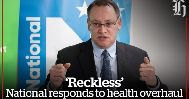'Reckless' health shake-up could create two-tier health system – says the National Party
