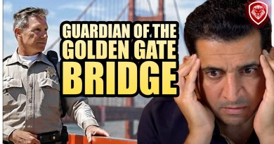 Cop Who Saved 200 Lives on the Golden Gate Bridge Opens Up
